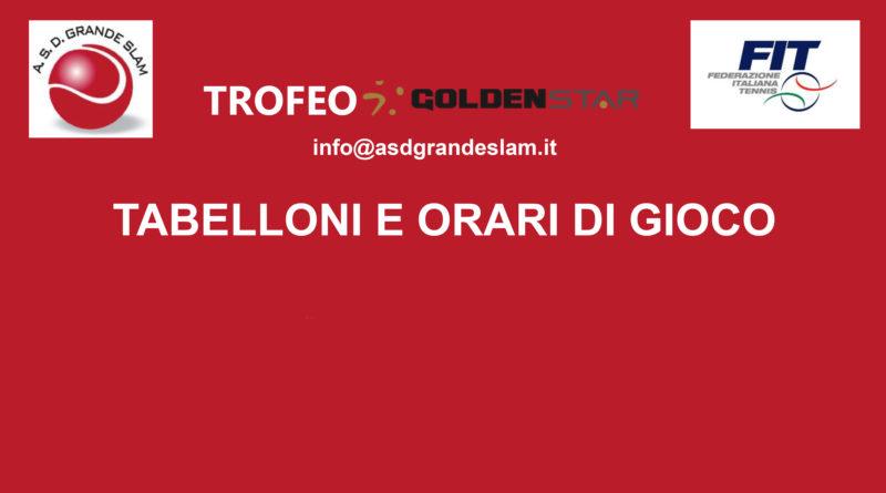 TROFEO GOLDEN STAR – MASTER UNDER 12